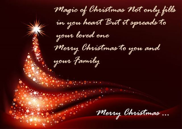Happy Christmas quotes 2016