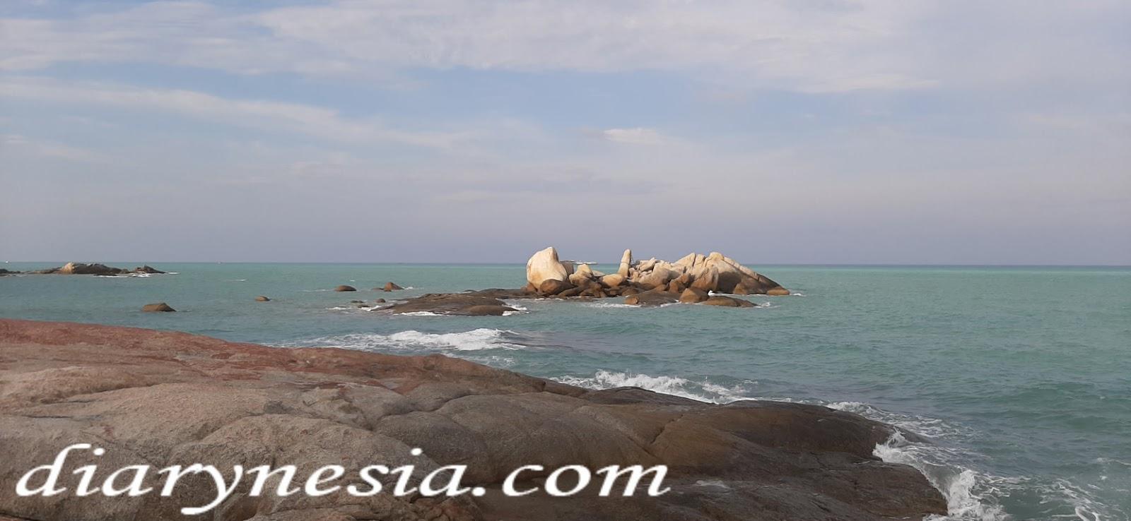 bangka belitung tourism, parai tenggiri beach, things to do in parai tenggiri beach, diarynesia
