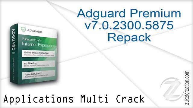 Adguard Premium v7.0.2300.5875 Repack