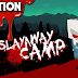 SLAYAWAY CAMP (2016) 💀 Trailer Reaction - Steam Horror Puzzle Game