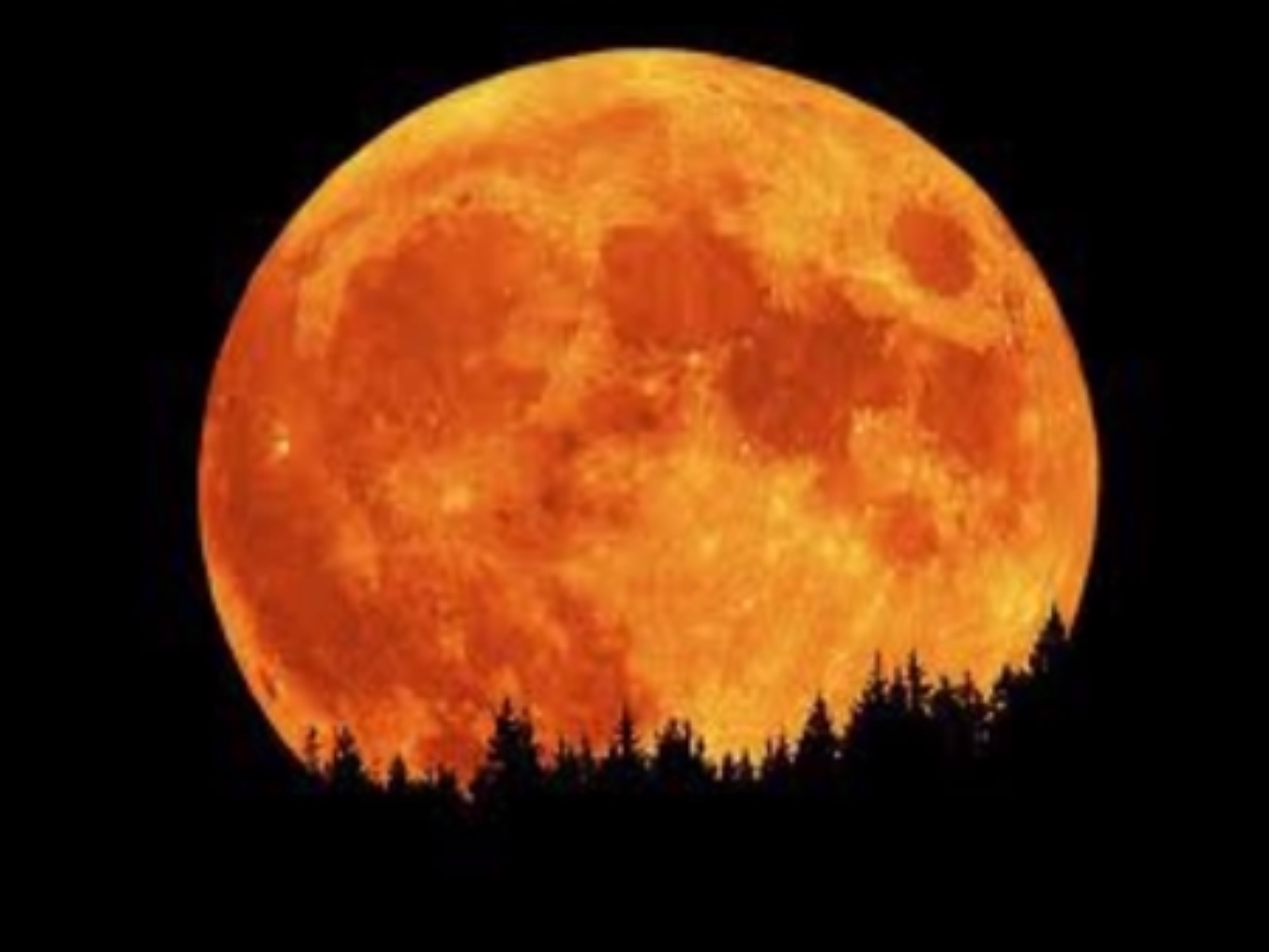 mindfulness: The moon