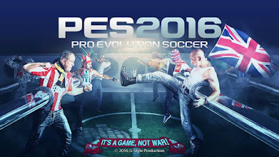 PES 2016 Graphic Menu Style v1.1 by G-Style