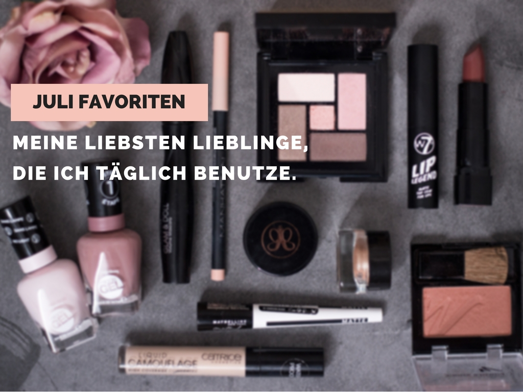 Blogger-Sommer Favoriten