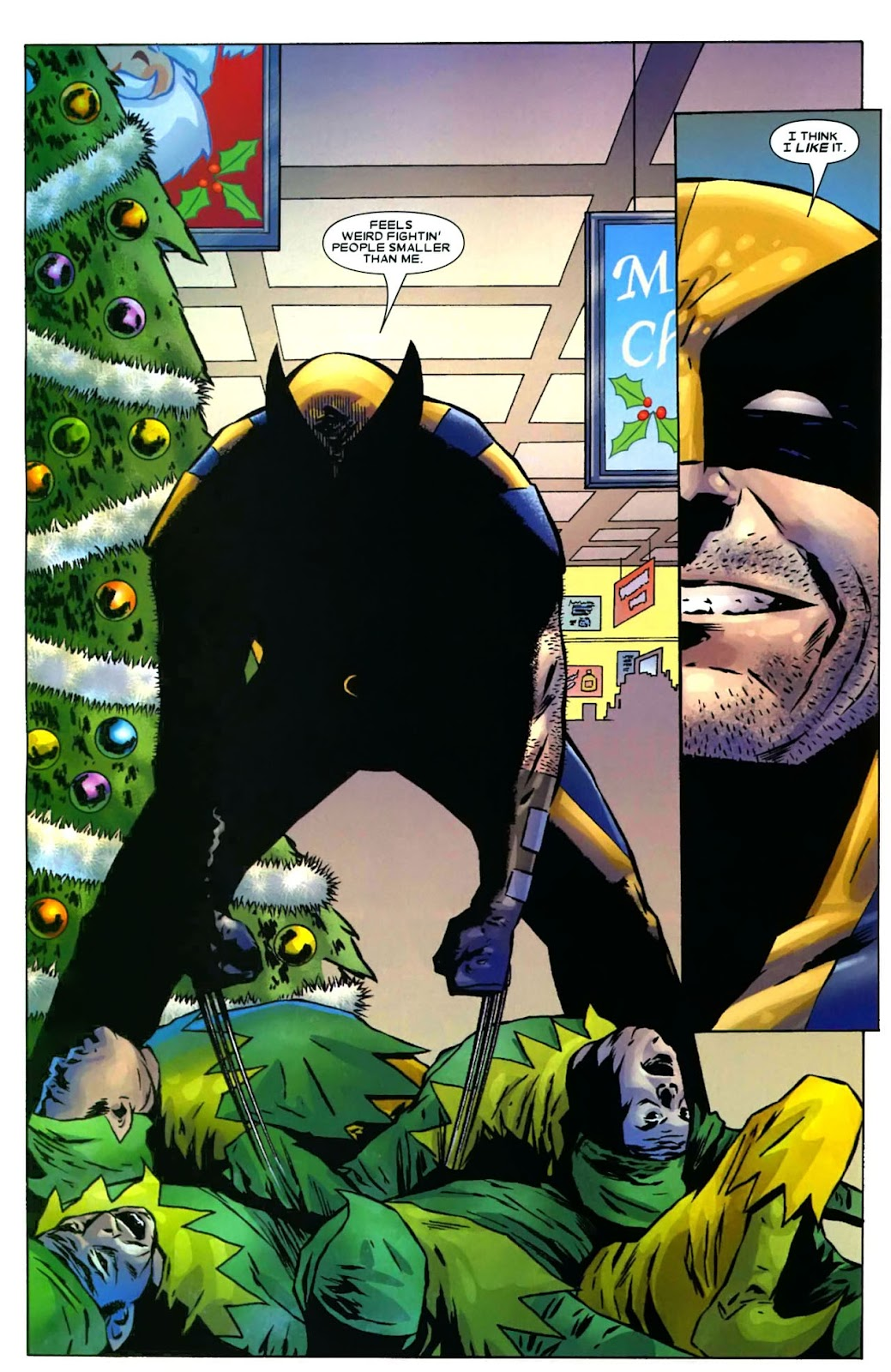 Read online Wolverine (2003) comic -  Issue #49 - 15
