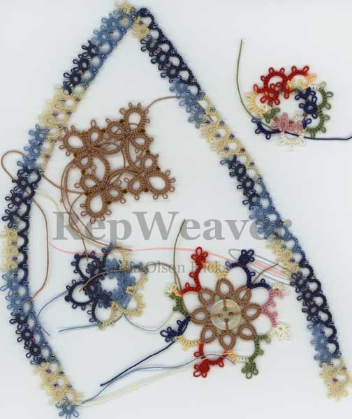 Tatting by RepWeaver