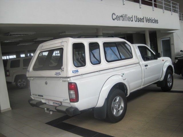 Used Cars for sale in Cape Town - Nissan Np 300 – Hardbody
