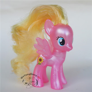 MLP Pearlized Meadow Flower Explore Equestria Brushable