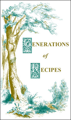 Generations of Recipes