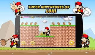 Super Adventures Of Luiji Apk Unlimited Money