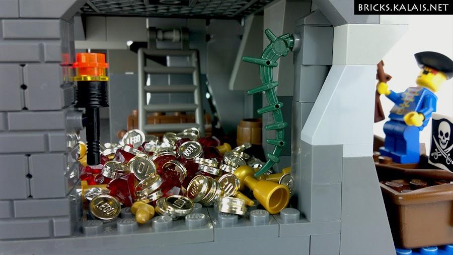 05. W piwnicach czekają skarby.