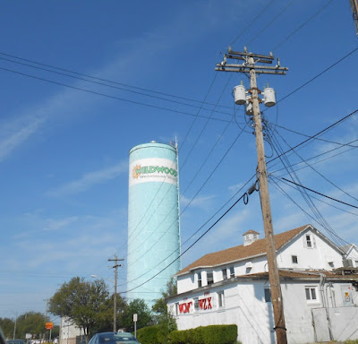 Wildwood New Jersey Water Tower