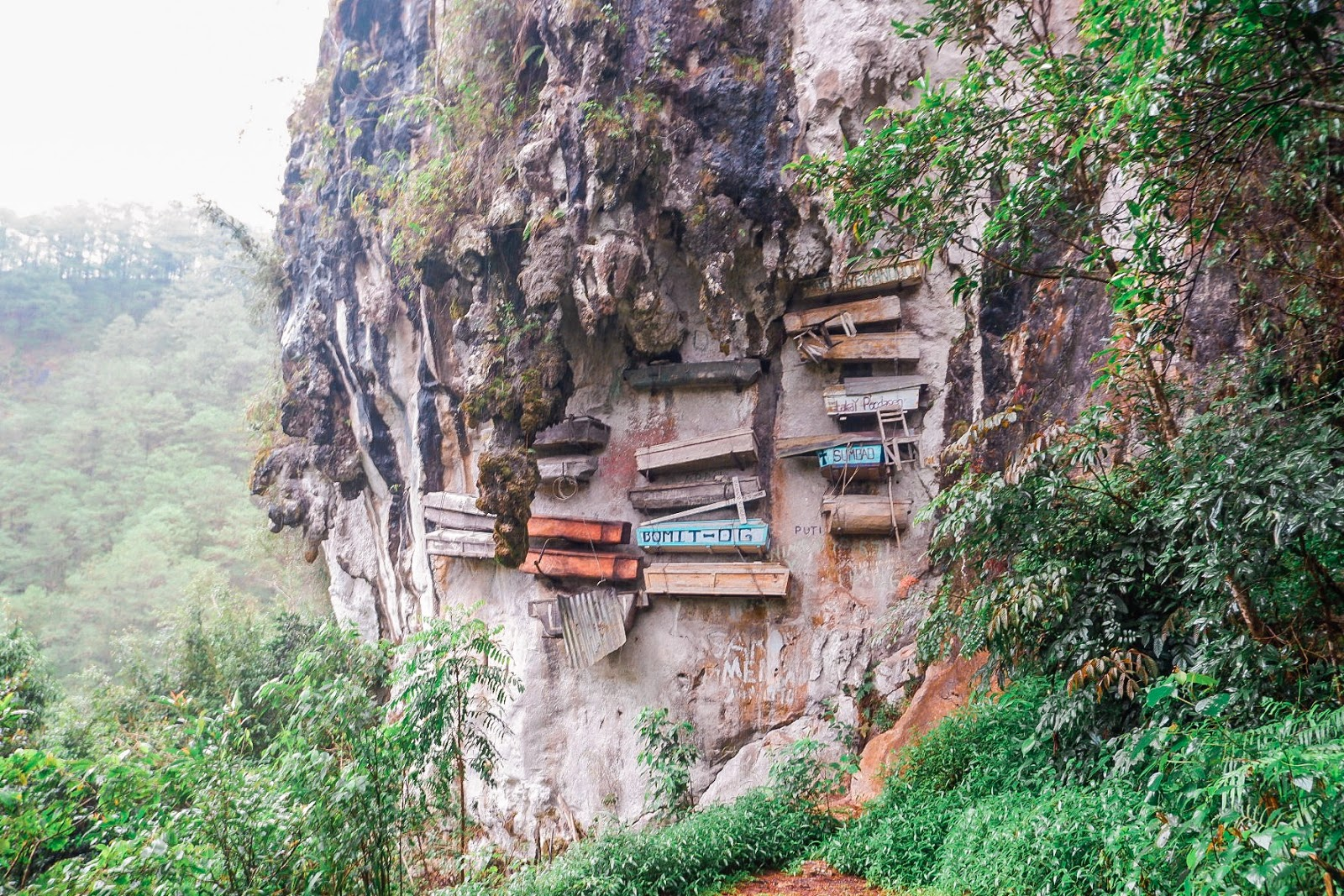Hanging Coffins at Echo Valley, The Unexpected 4N3D Baguio-Sagada Adventure