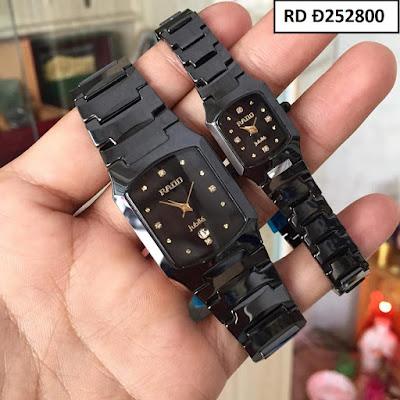 Đồng hồ cặp đôi Rado RD Đ252800