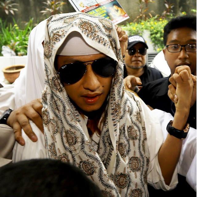 Tersangka, Pihak Habib Bahar Bin Smith Ungkap Intervensi Penguasa, Curiga Pesanan