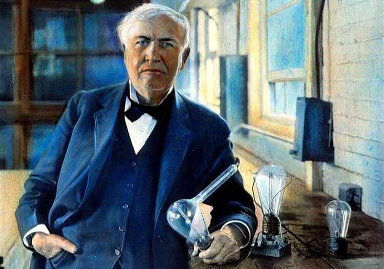 Thomas Edison'un ampulü bulması tüm ilginin bir anda onun üzerinde odaklanmasını sağlamıştı.