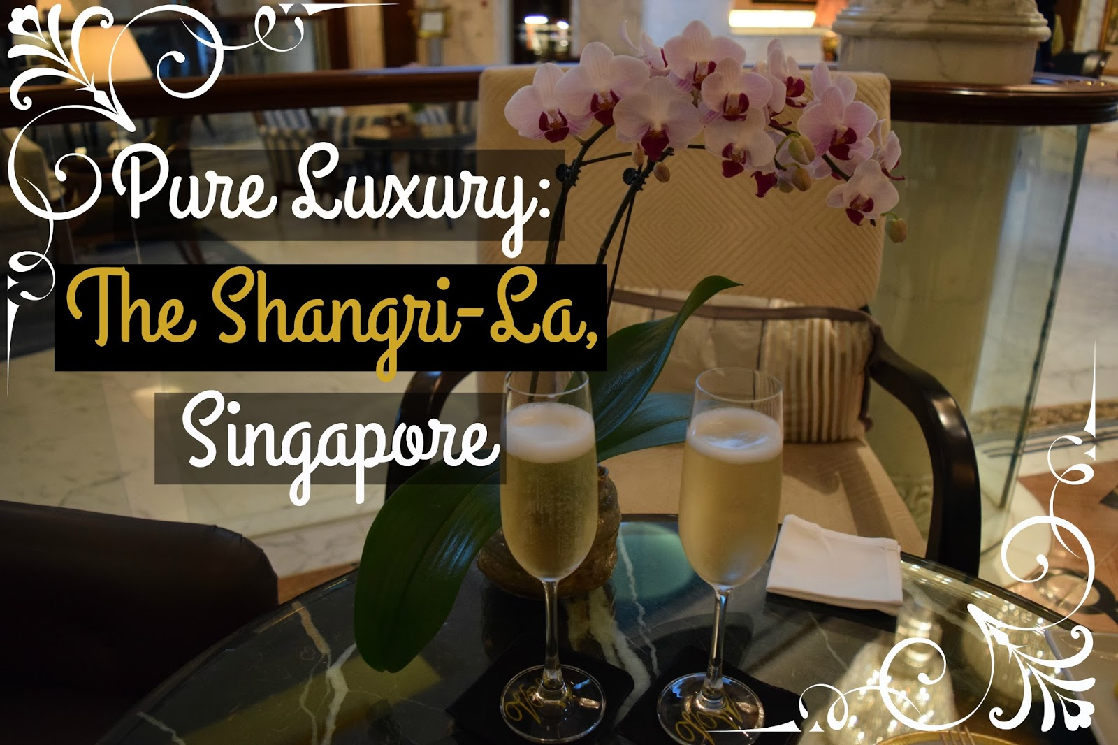 Shangri La Singapore Valley Wing Review | Travelling Weasels