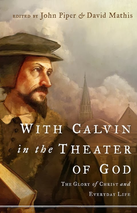 Various Authors-With Calvin In The Theater Of God-