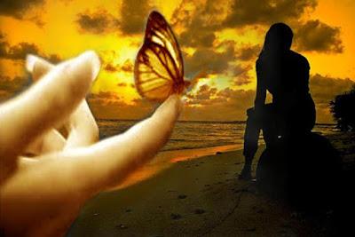 Cerita inspirasi:keabadian Cinta Seekor Kupu-Kupu