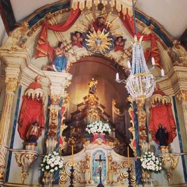 Altar Aleijadinho imagem
