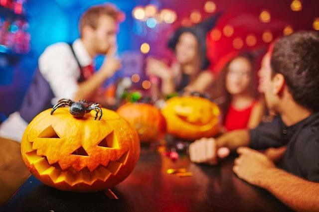 Halloween em Miami em outubro