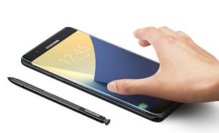 Heboh Dalam Waktu Seminggu Galaxy Note7 Habis Terjual