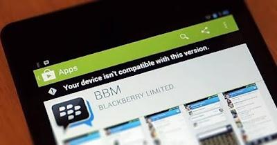 Cara Download Aplikasi Yang Tidak Kompatibel di Android
