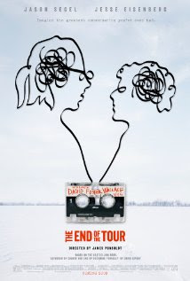 The End of the Tour - Poster & Trailer