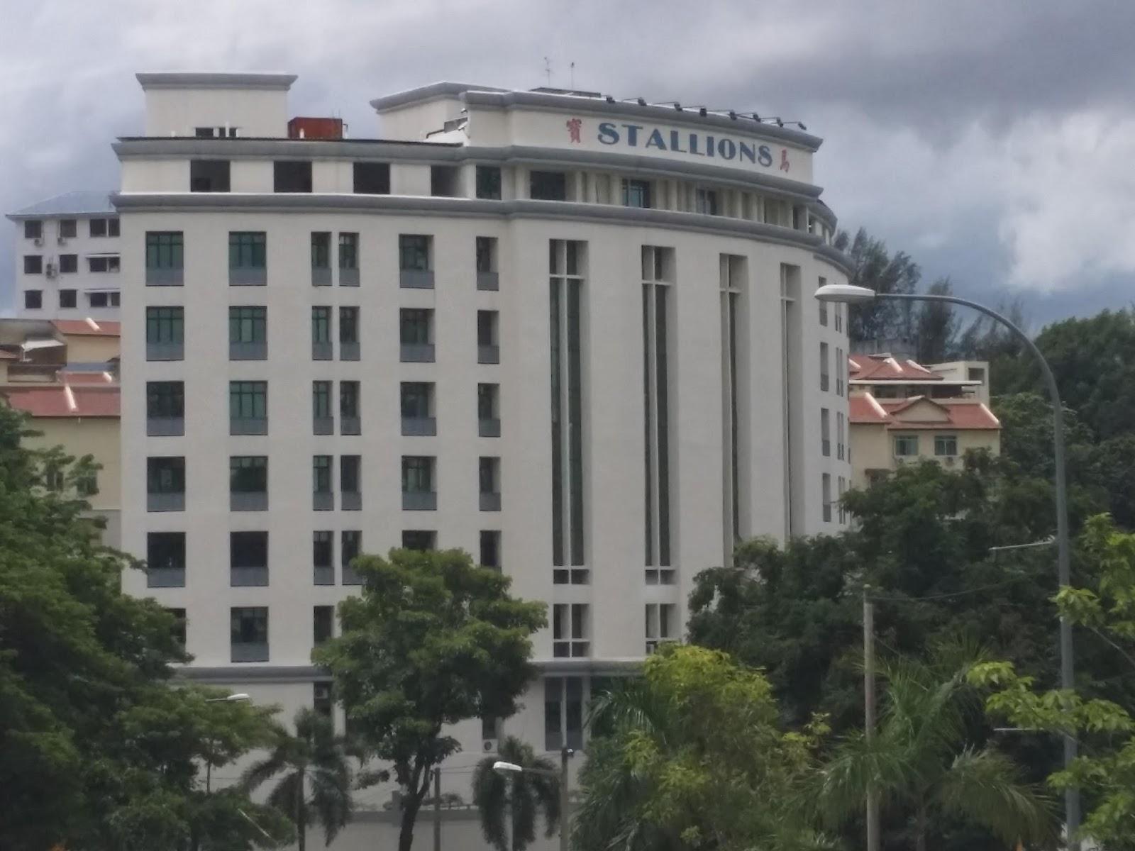 Stallions Suites Penang Island Hotels