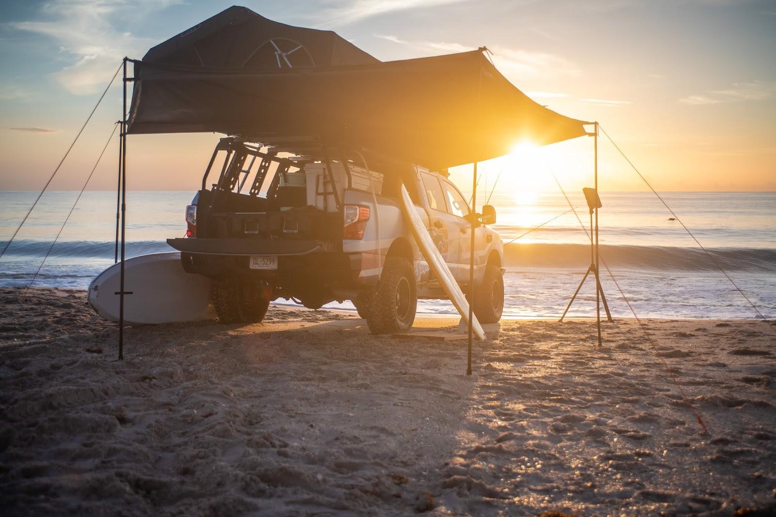 2018 Nissan Titan Surfcamp Dro4cars