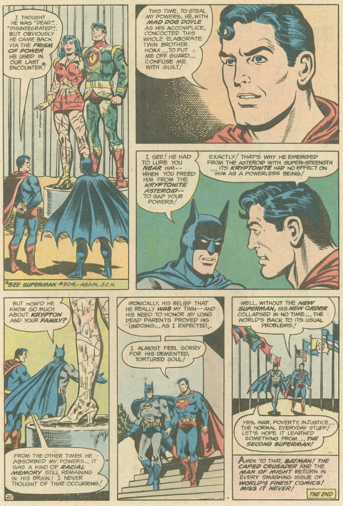 Read online World's Finest Comics comic -  Issue #247 - 27