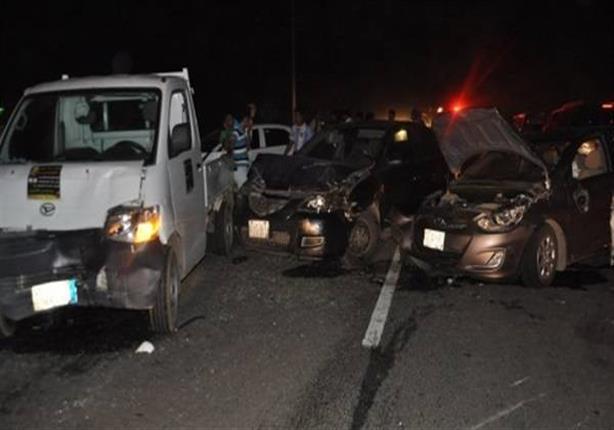 مصرع و إصابة 19 شخصا في حادث تصادم مروع بـ ''دائري السلام''