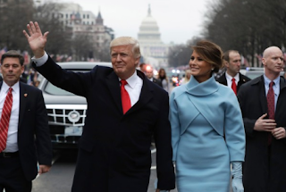 donald trump, speech, ceremony,  white house,  inauguration day, guests, images