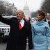 6 Moments from the Inauguration Day of Donald Trump,