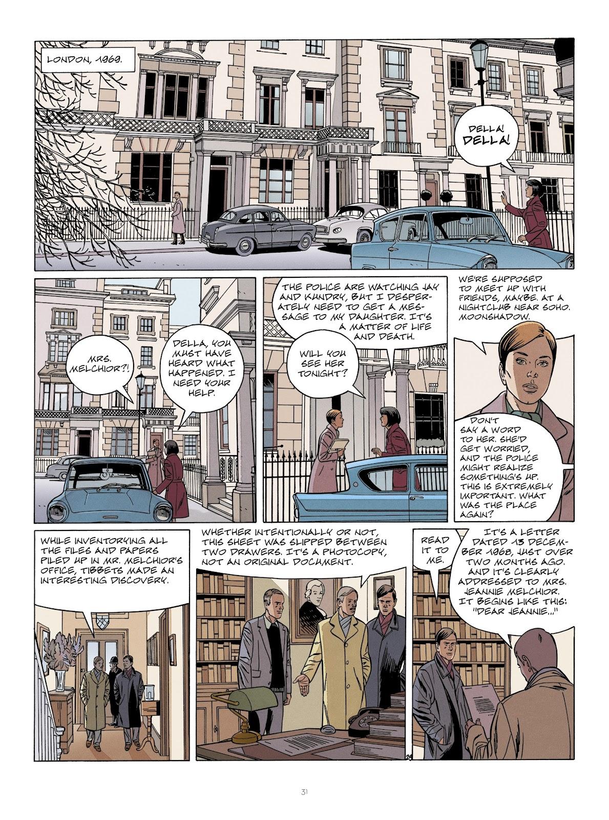 Read online Sherman comic -  Issue #7 - 31
