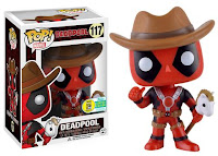 Pop! Marvel: Deadpool - Cowboy Deadpool