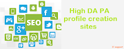 500+ Top profile creation sites