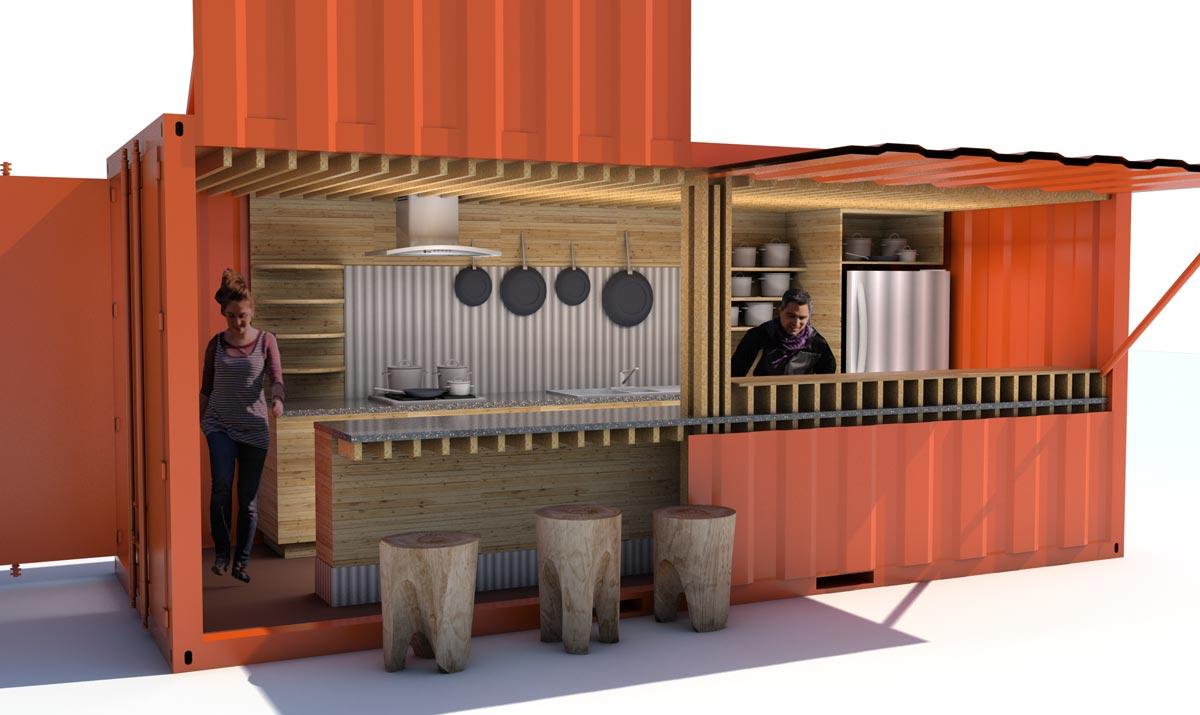 Container Bekas Berkualitas Menjadikan Customer Puas