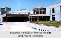 NIMHANS Recruitment 2018 - 03 Clinical Post - Doctoral Fellow, Program Manager Vacancy