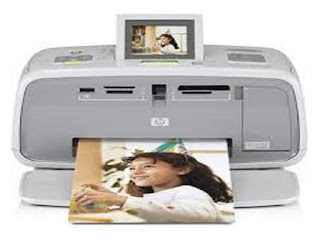 Picture HP Photosmart A616 Printer