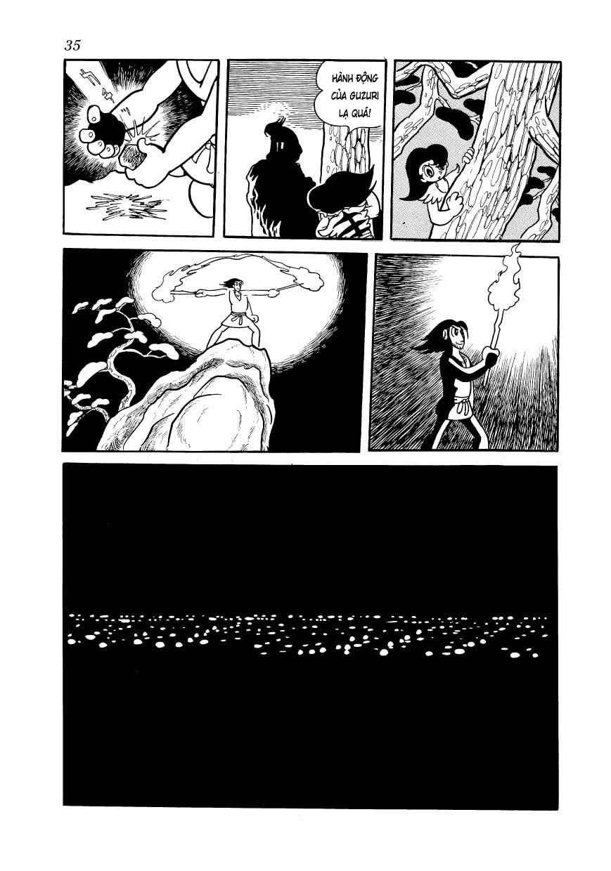 Hi no Tori hi no tori vol 1 part 002 trang 10