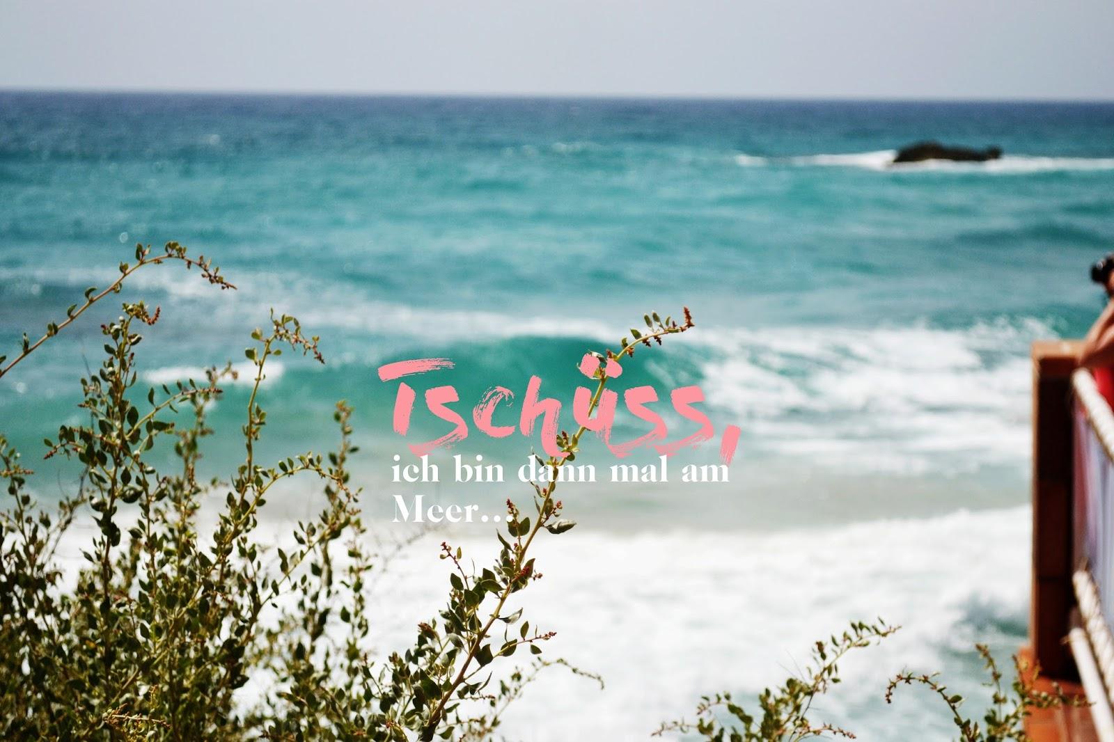 Life Update Happiness Comes In Waves Ich Bin Dann Mal Am Meer