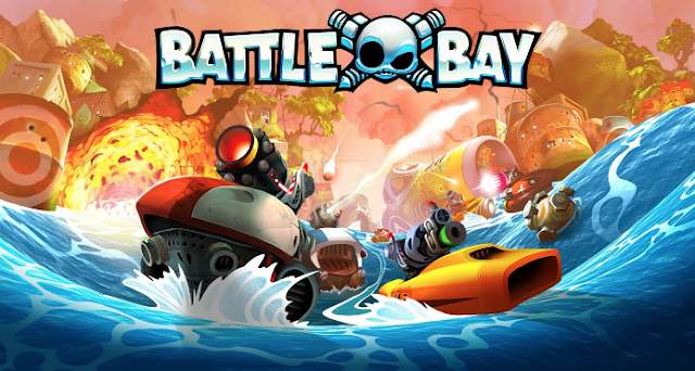 Download Battle Bay Mod Apk Android Terbaru Gratis