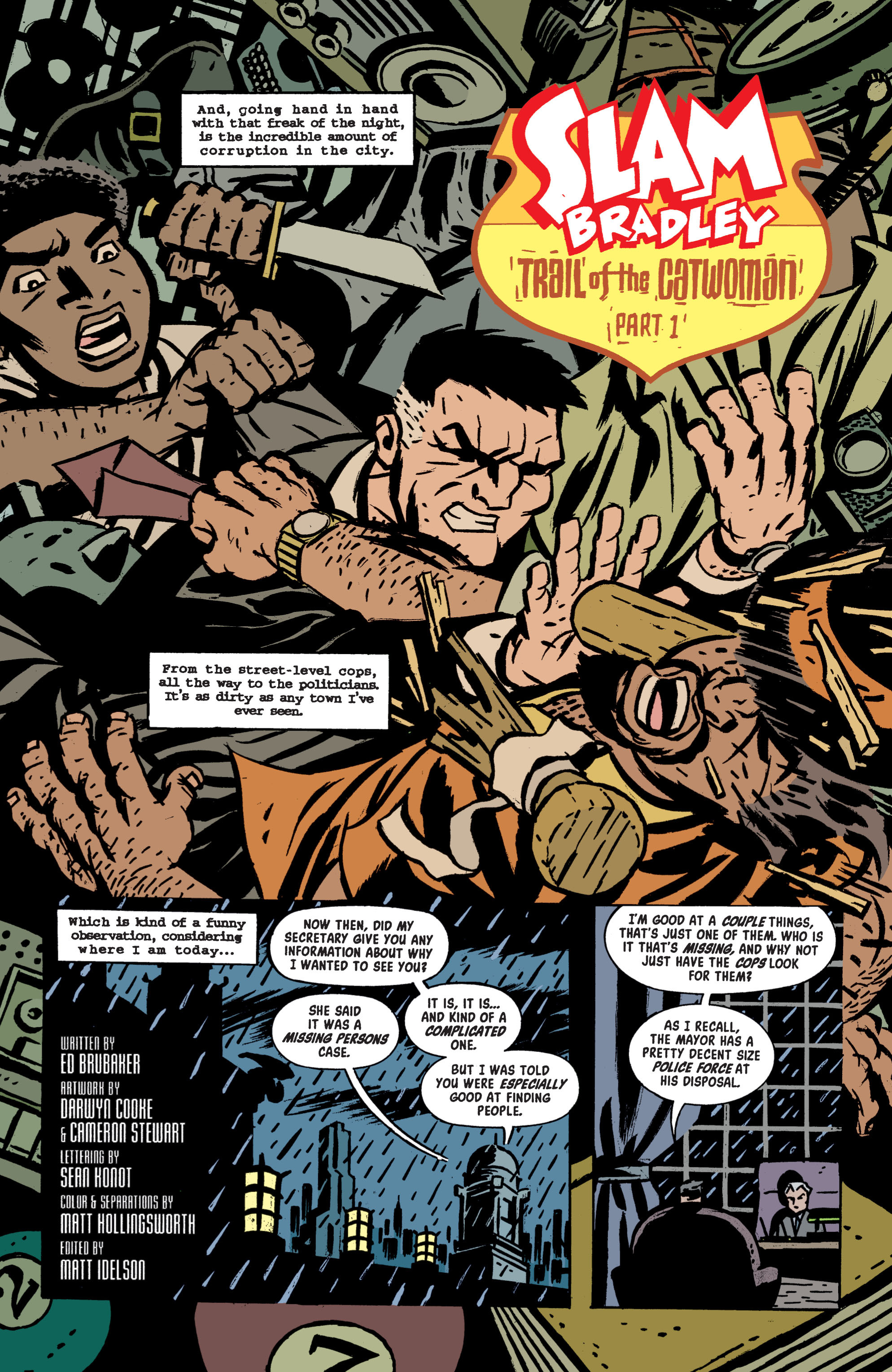 Detective Comics (1937) 759 Page 24