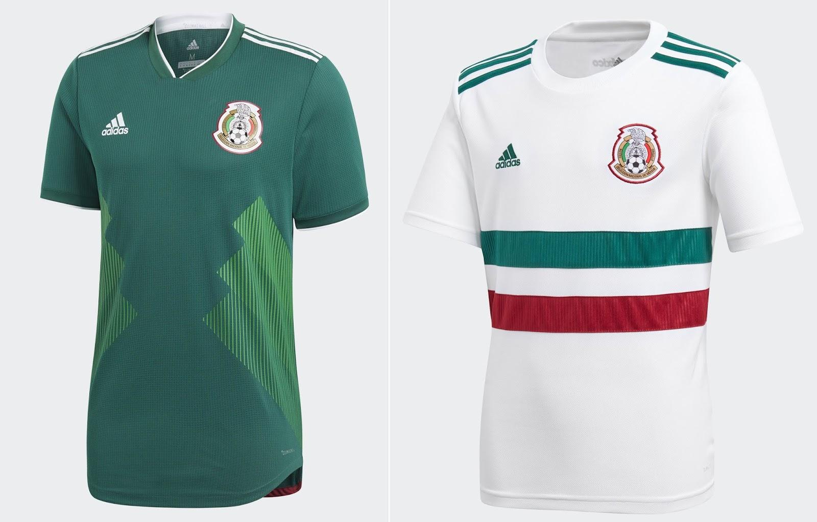 c5f2126c15b FIFA World Cup 2018 Kits (All 32 Teams Jerseys)