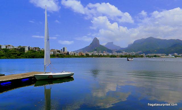 Rio de Janeiro, Lagoa Rodrigo de Freitas