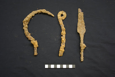 More on UK dig reveals 'sizeable' amount of Iron Age artefacts