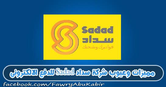 مميزات وعيوب شركة سداد Sadad للدفع الالكترونى