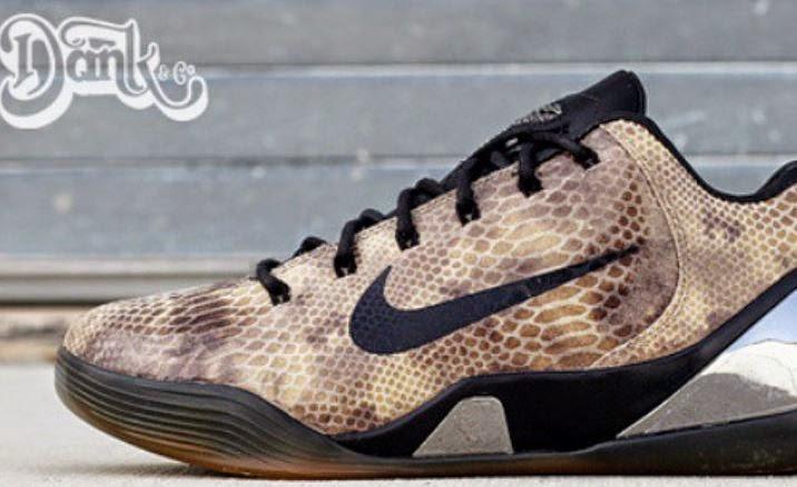 a2ab22768cf0 Here is a look at a pair of Nike Kobe 9 EXT