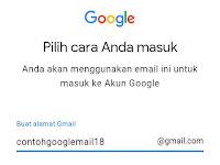 Cara membuat gmail tanpa verifikasi nomor hp