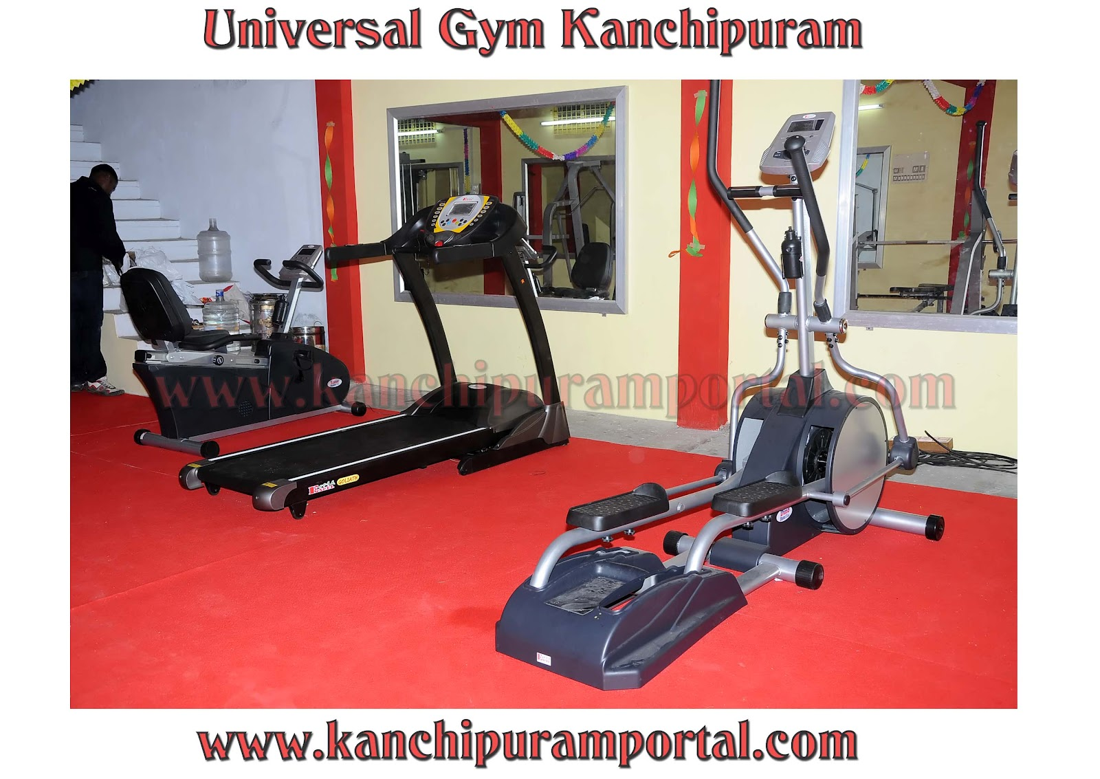 Universal - The Fitness Palace Kanchipuram Gyms